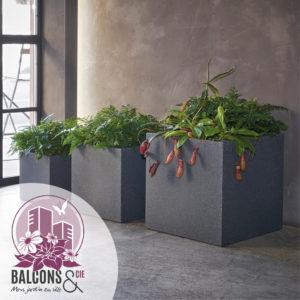 décoration jardin pays-de-gex paysagiste extérieur jardinier jardinerie fleur mobilier balcon pot bac jardinière